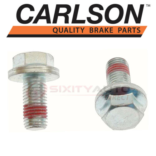 Carlson Front Brake Caliper Bracket Mounting Bolt for 2007-2017 Jeep Compass hn