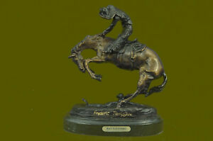 afe2902c6ea Remington Bronze Sculpture