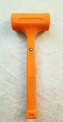 1 Lb Central Forge Dead Blow Hammer Orange Ebay A hammer's a hammer, right? ebay