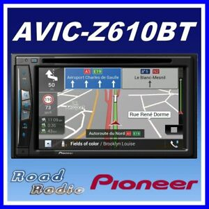 Details about Pioneer AVIC-Z610BT 6 2