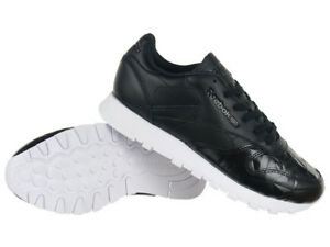 2d943dfaf08 Image is loading Reebok-Classic-Leather-Hype-Metallic-Womens-Sports-Sneakers -