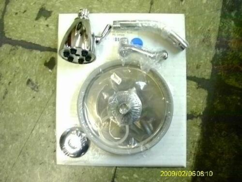 SIGMA 1.004564DT-26 CHROME SHOWER TRIM KIT 160138