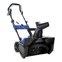 Snow Joe Ultra 21 Inch 14 Amp Electric Snow Thrower With 4 Blade Steel Auger