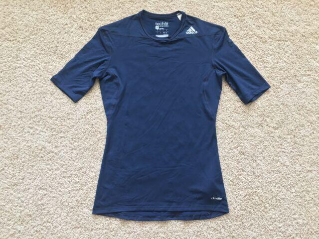 adidas techfit compression shirt