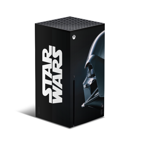 Xbox Series X Juggernog Skin - Custom Decal Logo Gamertag - Multiple