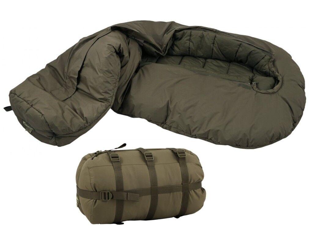 Carintia saco de dormir Defence 4 verde oliva large