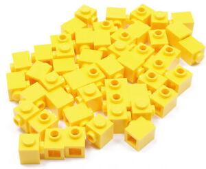 LEGO-50-x-Konverter-Stein-Konvertersteine-1x1-gelb-87087-NEUWARE