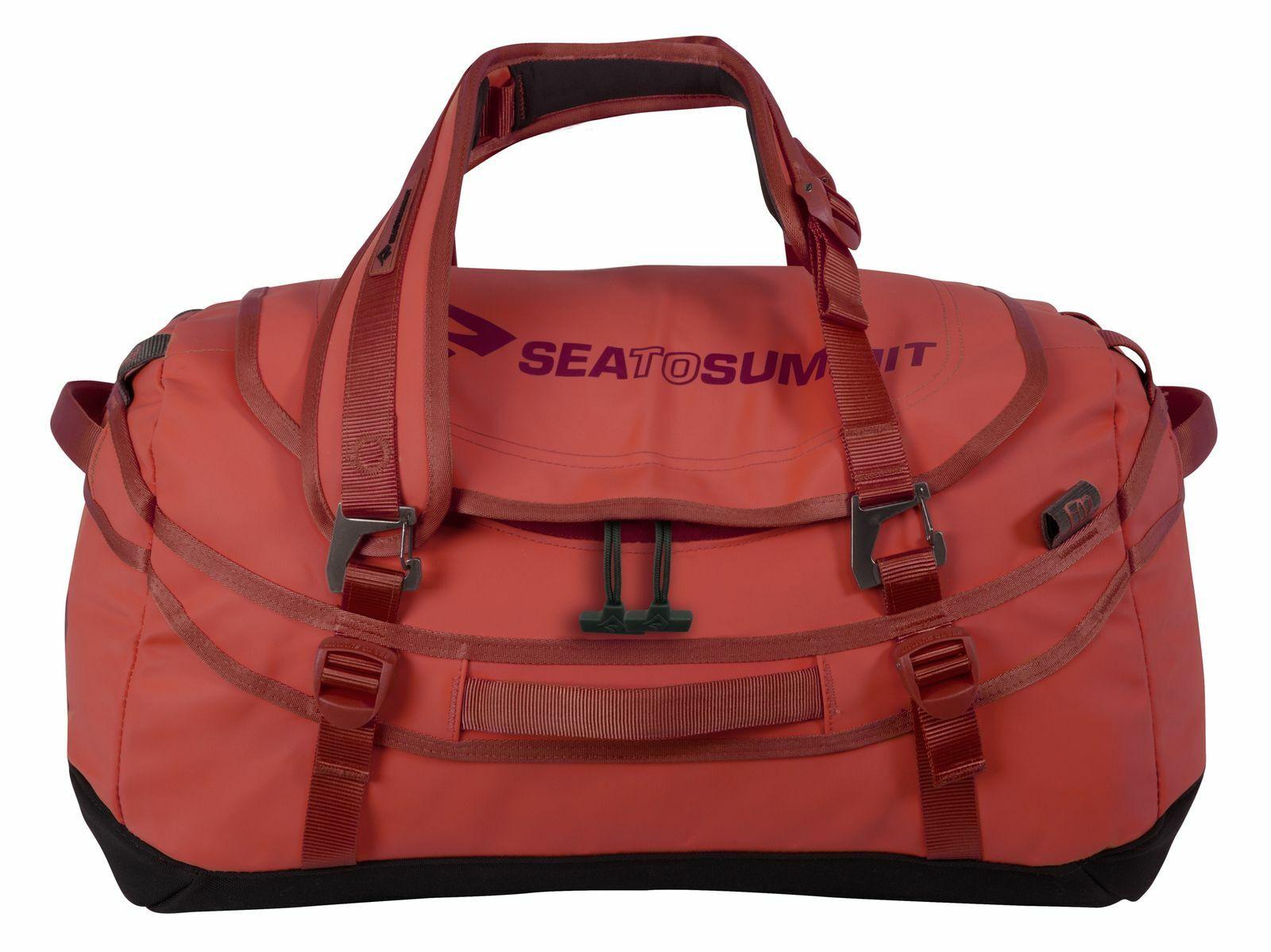 Sea to Summit Sports Duffle Bag 45 L rot
