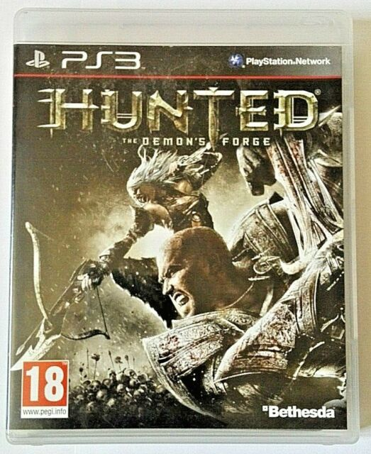 Hunted The Demon's Forge - PS3 PlayStation 3
