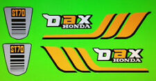HONDA ST70 DAX RESTORATION DECAL SET