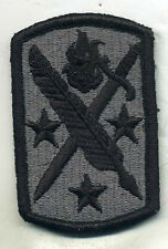US Army PATCH 95TH CIVIL AFFAIRS BRIGADE ACU