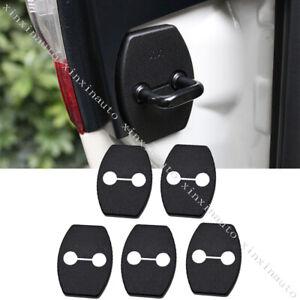 For Jaguar E-PACE XE F-PACE XFL Car door lock cover limiter protector trim