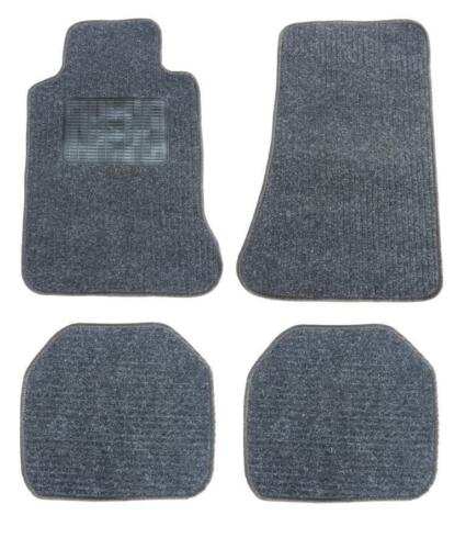 Fussmatten für TOYOTA YARIS AVENSIS AURIS Sitzbezüge Grau Komplettset