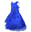 Flower-Girl-Birthday-Wedding-Bridesmaid-Kids-Pageant-Formal-Gown-Dresses-Toddler thumbnail 20
