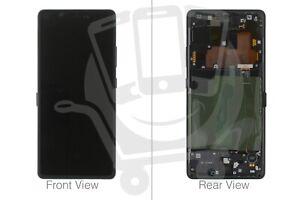 Official Samsung Galaxy S10 Lite SM-G770 Black LCD Screen & Digitizer - GH82-216