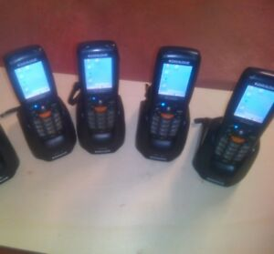 Datalogic Memor Ce 5.0 With Cradle.model Wifi , Batch And Bt