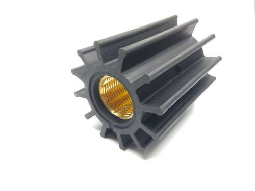 Johnson impeller 09-821B for F75 Pump YANMAR 119574-42552 for 6LY2 VOLVO 876771