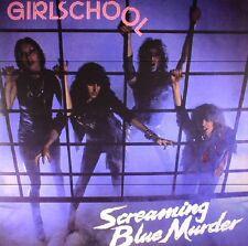 GIRLSCHOOL - SCREAMING BLUE MURDER - CD SIGILLATO DIGIPACK 2017