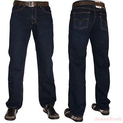 Levis 751 Jeans Standard fünf versch. Farben Denim Herren Hose