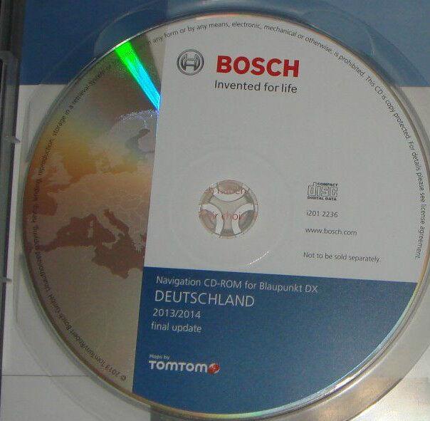 Blaupunkt Travelpilot  Navigation CD Deutschland  2014   Mercedes-Benz Comand DX