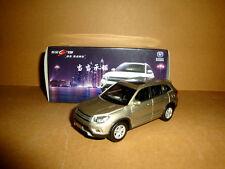 1/43 2014 new China Changan CS75 model (small plastic model) free shipping