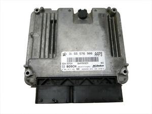 Motor Steuergerät ECU Motorsteuergerät für Opel Insignia A CDTi 2,0 118KW