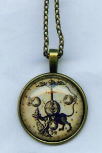 Halskette-KABBALA-Necklace-Magie-Mystik-Theospohie-Esoterik-Qabalah