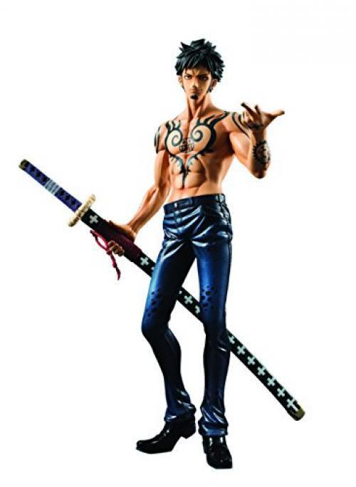 NEW Portrait.Of.Pirates One Piece Trafalgar Law LIMITED EDITION Ver. 2.5 Figure