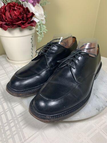 ALLEN EDMONDS BrentWood Black Leather Sole Tech Dr