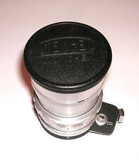 Vintage STEINHEIL MUNCHEN Auto-tele-Quinar 135mm 1:3.5 - 1990313