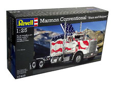 Revell Germany  Marmon Conventional Stars / Stripe cab & Chassis model kit  1/25