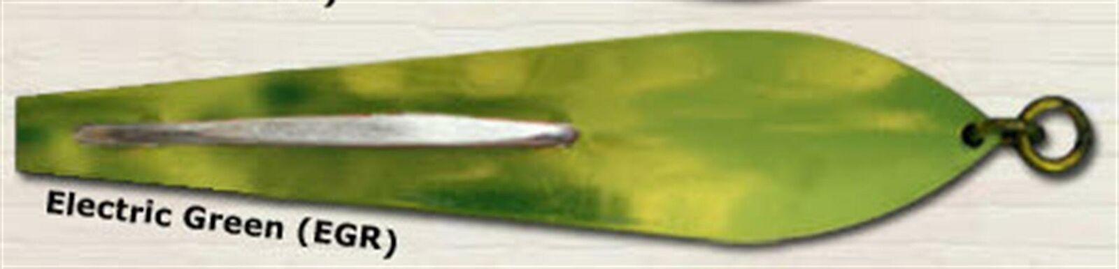 Huntington 45EGRSFS Drone Blinker Bemalt Grün   Silber Blitz Waage 12 0 20390