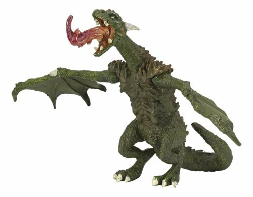 ARTICULATED WINGED DRAGON Replica  36006 ~ FREE SHIP//USA w// $25. Papo Products