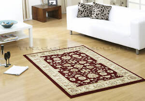 LARGE-CLASSIC-TRADITIONAL-RED-BEIGE-CREAM-RUG-120x170