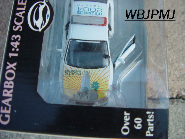 Los Angeles Angeles Angeles Police Interceptor 2004 IACP Gearbox Limited Edition of 2004 99cfd0