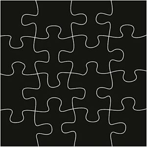 Marianne Design Stanzschablone Craftables Tiny`s Puzzle CR1342