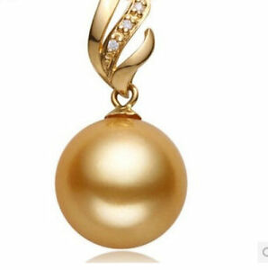 wholesale-price-NEW-HOT-Huge-AAA-16mm-Golden-South-Sea-Shell-Pearl-Pendant