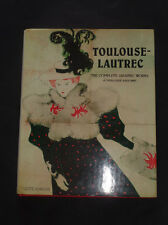 TOULOUSE LAUTREC : The Complete Graphic Works / Art / Artists / Paintings / 1988