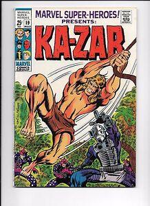 Marvel-Super-Heroes-Presents-Ka-Zar-19-March-1969