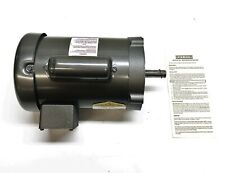 Baldor 13 Hp 3450rpm Single Phase Industrial Motor Kl1205 Nos