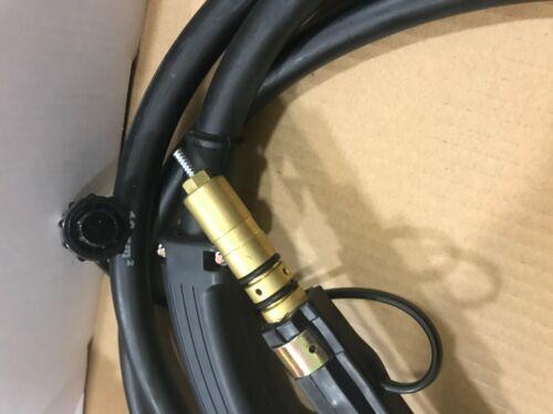 Miller MIG Welding Gun Torch Stinger 100A 10-ft Replacement M-100 M-10 248282