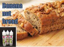 GatorLicious-Premium-Juice-vape-Liquid-Banana Nut Bread -120 ML Black 3- ����