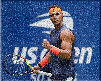 Rafael Nadal Spanish Tennis Player Jigsaw puzzles 504 pcs Home Decoration Wall