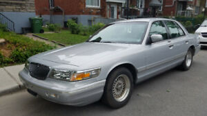 1996 Mercury Grand Marquis - like new!