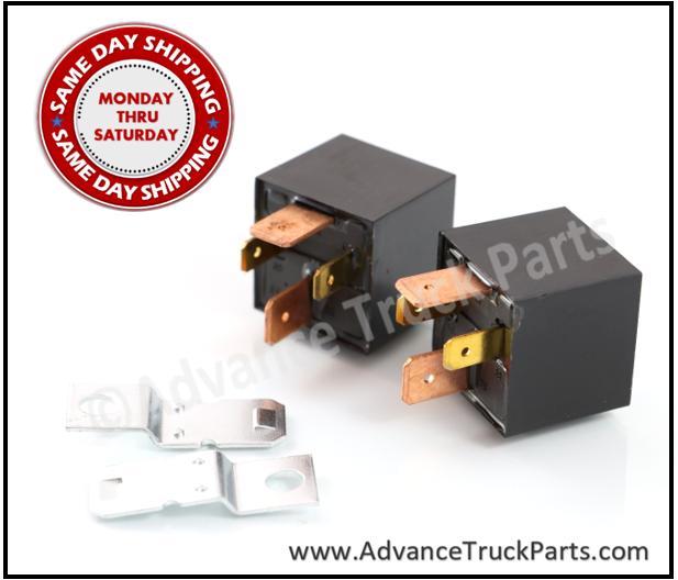 2Pcs Relay Songle 4 Pin SLA-12VDC-SL-A SLA-12V US Stock o