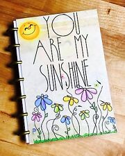 *You Are My Sunshine* Front/Back Cover Set for use with MINI Happy Planner