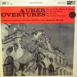 Auber-Vinyl-LP-Overtures-Decca-Ace-Of-Clubs-ACL-142-UK-VG-VG