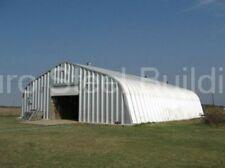 Durospan Steel 30x56x16 Metal Garage Workshop Diy Building Kit Factory Direct