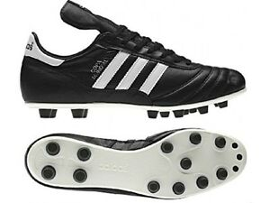 Image is loading adidas-Copa-Mundial-Black-Football-Boots-015110-Sizes-