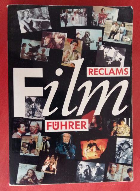 Book Reclams Filmfuhrer Dieter Krusche 1996